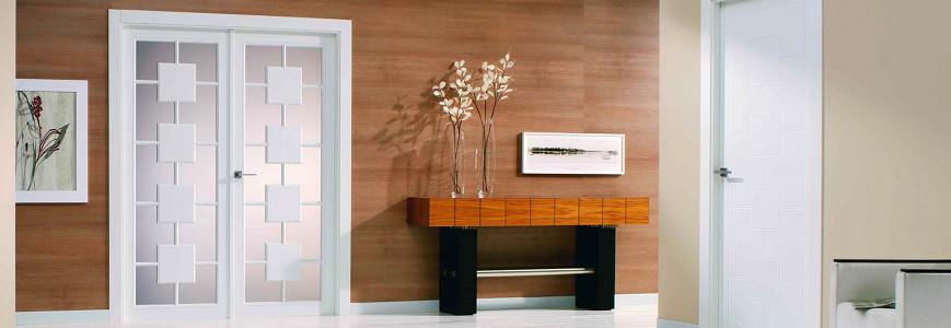 Catalogo de puertas lacadas en blanco decoraciones mabel - Precios de puertas lacadas en blanco ...