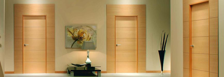 Catalogo de puertas de interior modernas decoraciones mabel for Modelos de puertas de interior modernas
