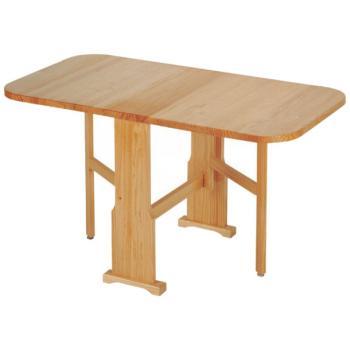 Mesa Extensible de pino macizo