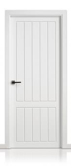 Puerta Lacada en block San Rafael Serie 9600