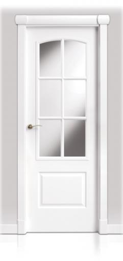 Puerta Lacada en block San Rafael Serie 9270 6v