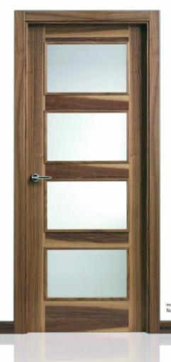 Puerta Serie Lisa San Rafael L60